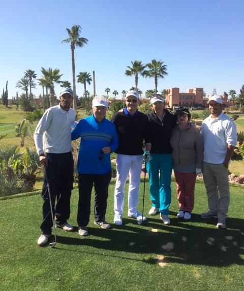 Une superbe semaine à Marrakech